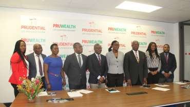 Prudential Life introduces an innovative solution to help Ghanaians achieve their financial goals