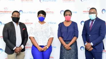 Prudential Life partners Surfline to provide Insurance cover for customers