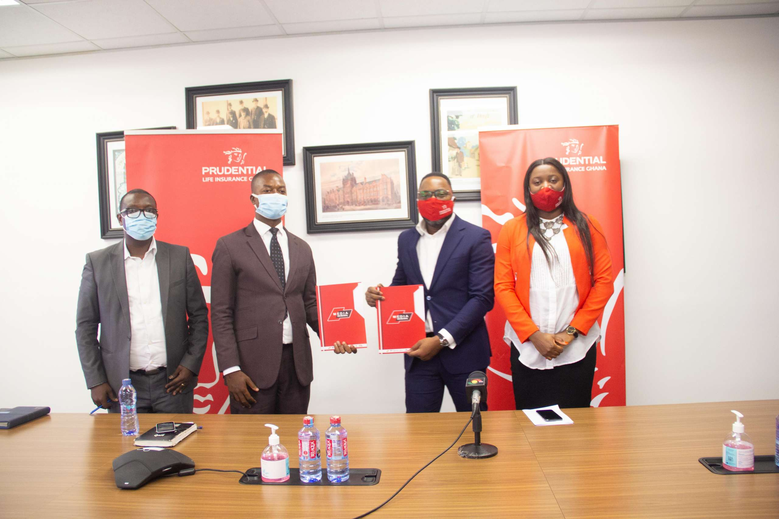 Prudential Life partners 3FM for Fat2Fit Challenge
